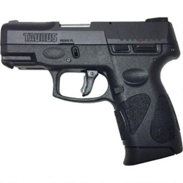Taurus G2C 9mm Semi-Auto Pistol Black