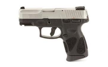 Taurus G2C Stainless Steel 9mm Semi-Auto Pistol