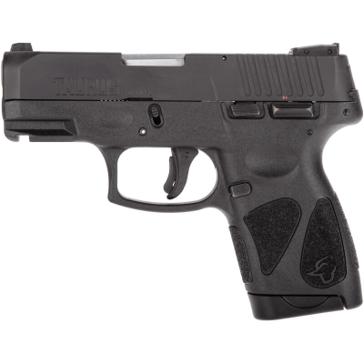 Taurus G2S 9mm Semi-Auto Pistol Black