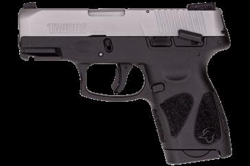 Taurus G2S 9mm Stainless Steel Semi-Auto Pistol