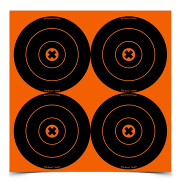 Birchwood Casey Big Burst 6in Bullseye Target 36612