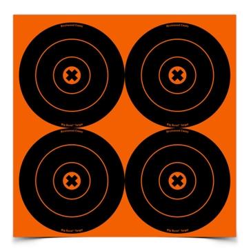 Birchwood Casey Big Burst 6in Bullseye Target 36612