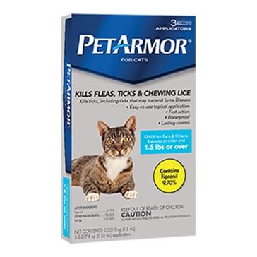 PetArmor for Cats Flea Control