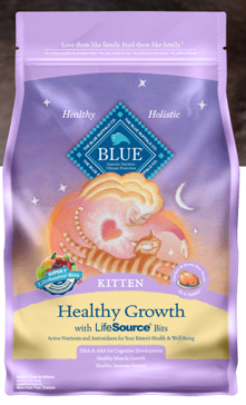 Blue Buffalo Indoor Health Chicken & Brown Rice Adult Cat Food, 7 lbs