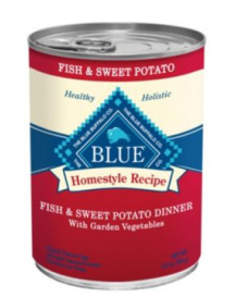 BBF Can Fish & Sweet Potatoes