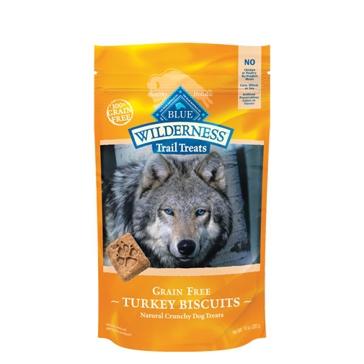 BLUE Wilderness Turkey Dog Biscuits 3oz