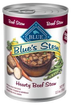 Blue Buffalo Adult Beef Stew Wet Dog Food 12.5oz