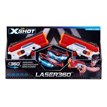 Zuru X-Shot Laser360 Blaster Pack 36280
