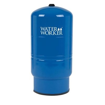 Water Worker 20-Gal Vertical Precharged Jet Pump Well Tank HT-20B
