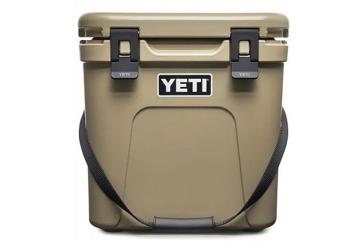 YETI Desert Tan Roadie 24 Cooler