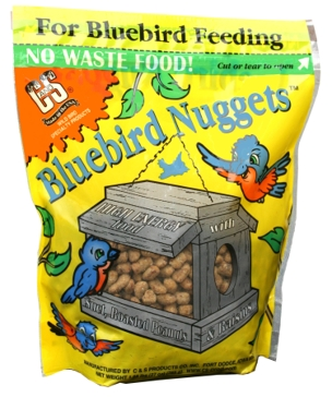 C&S Products Suet Nuggets BlueBird 27oz