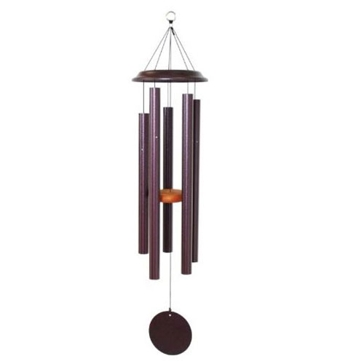 "Shenandoah Melodies 42"" Plum Wind Chime - Scale Of D"
