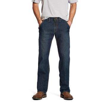Ariat Men's Rebar M4 Workhouse Jeans - Boot Cut