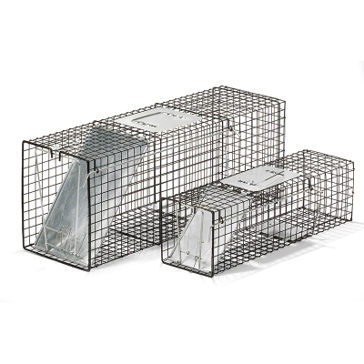 Double-Tuf Live Animal Cage Trap Combo Pack ELT42