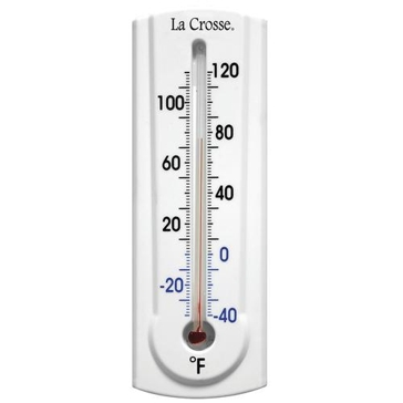 """Thermometer with Key Hider on Back 6.5"""" - LaCrosse Technology"""