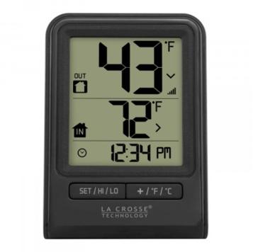 Wireless Temperature Station 308-1409BT-CBP La Crosse Technology