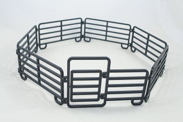 Big Country Toys 7-Piece Corral Fence Set