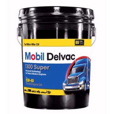 Mobil Delvac MX 15W-40 5 gallon