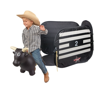 Big Country Toys Lil Bucker® Bull & PBR Chute