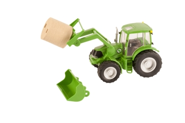 Big Country Toys Tractor & Implements 1:20 scale