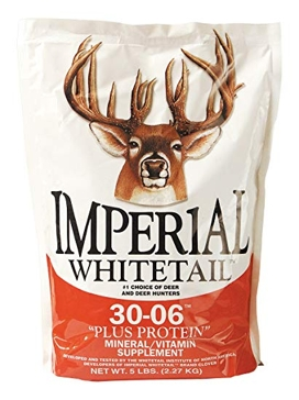 Whitetail Institute Mineral/Vitamin Plus Protein Supplement 5lb Bag MP5