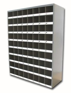 SPG International 72-Bin Storage Unit RB72SP