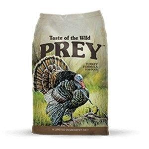 Taste of the Wild Prey Turkey Dry Dog Food