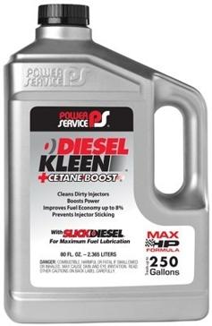 Diesel Kleen + Cetane Boost Injector Cleaner & Performance 80oz.