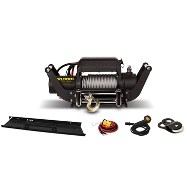 Champion 10000lb Winch Kit 11006