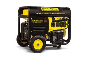 Champion 7500W/9375W 439cc Generator 100161
