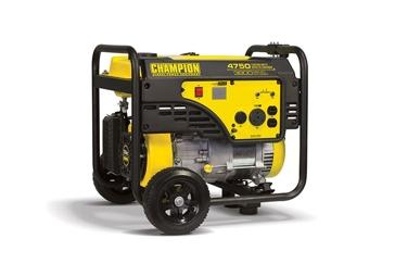 Champion 3800W/4750W 224cc Generator 100103