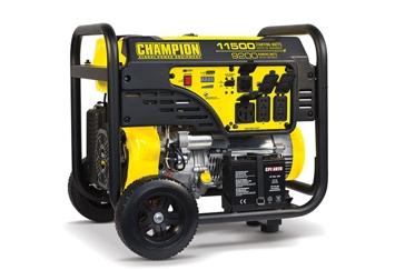 Champion 9200W/11500W 459cc Generator 100110