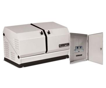 Champion Standby 12.5KW Generator 100179
