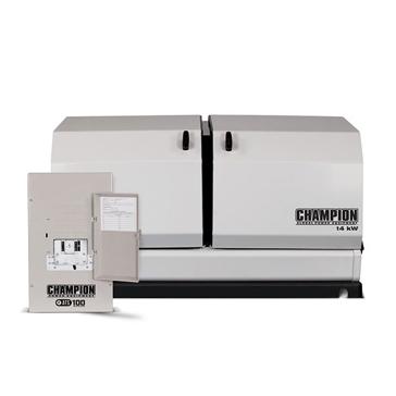 Champion Home Standby 14KW Generator w/ NEMA 1 100295