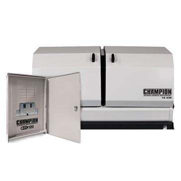 Champion Home Standby 14KW Generator w/ NEMA 3R 100292