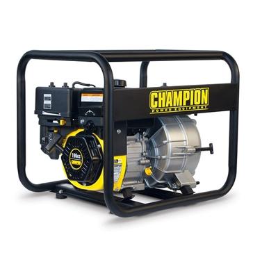 Champion 3in Semi-Trash Water Transfer Pump 66525