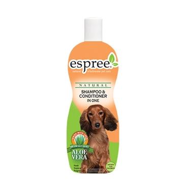 Espree Natural Shampoo & Conditioner in One 20oz