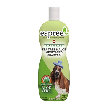 Espree Natural Tea Tree & Aloe Medicated Shampoo 20oz