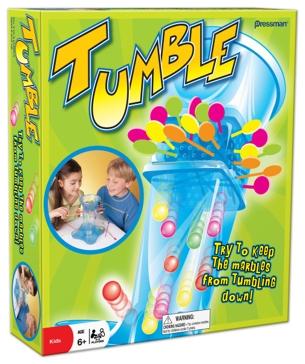 Pressman Toy Tumble Game