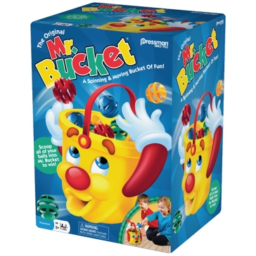 Pressman Toy Mr. Bucket Game