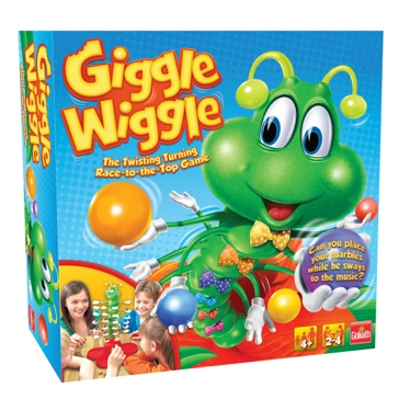 Pressman Toy Giggle Wiggle Game