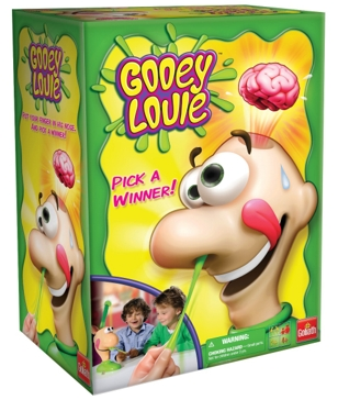 Pressman Toy Gooey Louie