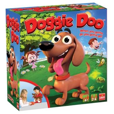 Pressman Toy Doggie Doo Game