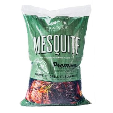Traeger Mesquite BBQ Grill Pellets 20lb Bag