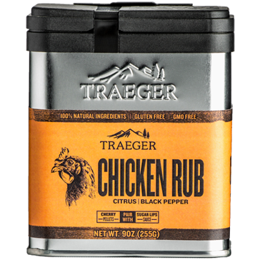 Traeger Chicken Seasoning Rub 8.25oz
