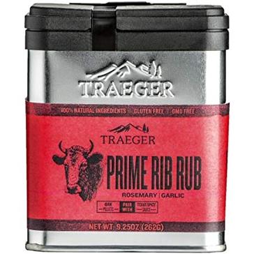 Traeger Prime Rib Rub