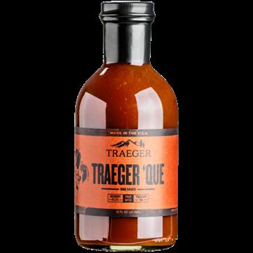 Traeger 'Que BBQ Sauce 16oz