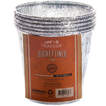 Traeger 5 pack Bucket Liner