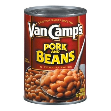 Van Camp's 15oz Pork & Beans
