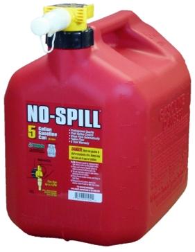 No-Spill 5 Gallon Gas Can 1450